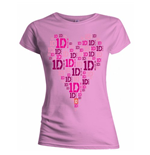 T-Shirt One Direction 186804