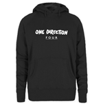 Sweatshirt One Direction Four für Damen