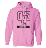 Sweatshirt One Direction 186821