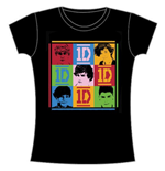 T-Shirt One Direction 186866