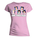 T-Shirt One Direction 186868