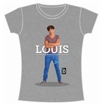 T-Shirt One Direction 186876