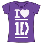 T-Shirt One Direction 186882