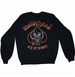 Sweatshirt Motorhead Ace of Spades