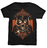 T-Shirt Motorhead:  Orange Ace