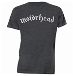 T-Shirt Motorhead Distressed Logo
