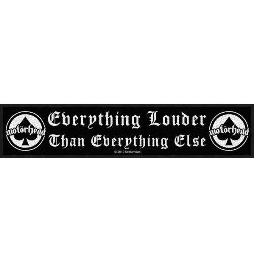 Motorhead Schal - Design: Everything Louder