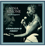 Vinyl Nina Simone - Forbidden Fruit Live At Newport 1960-1961