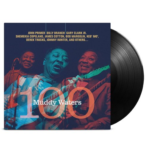 Vinyl Muddy Waters 100