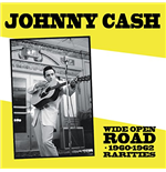 Vinyl Johnny Cash - Wide Open Road - 1960-1962 Rarities