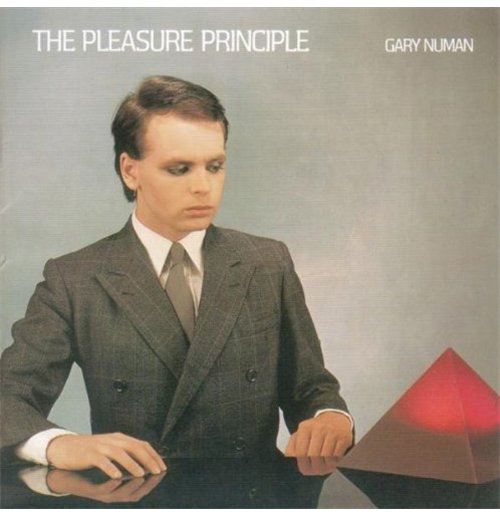 Vinyl Gary Numan - The Pleasure Principle