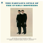 Vinyl Everly Brothers (The) - The Fabulous Style Of
