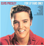 Vinyl Elvis Presley - For Lp Fans Only