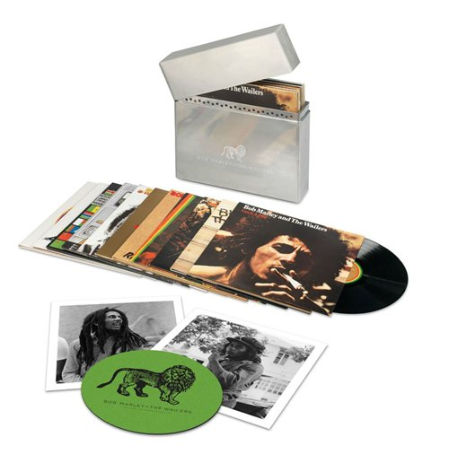 Vinyl Bob Marley & The Wailers - The Island Years Complete Recordings (11 Lp)
