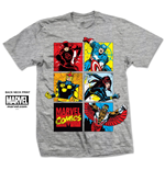 T-Shirt Marvel Superheroes 189896