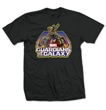 T-Shirt Marvel Comics Guardians of the Galaxy Group Logo (Large)