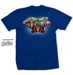 T-Shirt The Avengers Character Fly