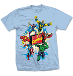 T-Shirt Marvel Superheroes 189912