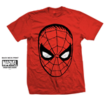 T-Shirt Spiderman Spider Man Big Head