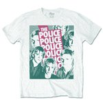 T-Shirt The Police  190104