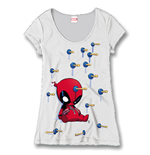 T-Shirt Deadpool 190361