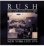 Vinyl Rush - The Lady Gone Electric (2 Lp)