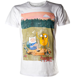 T-Shirt Adventure Time 190838