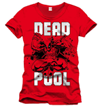 T-Shirt Deadpool 191014