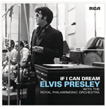 "Vinyl Elvis Presley - If I Can Dream: Elvis Presley With The Royal Philharmonic Orchestra (2 12"")"