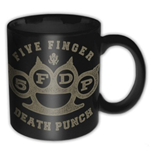 Tasse Five Finger Death Punch - Brass Knuckle