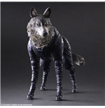 Metal Gear Solid V The Phantom Pain Play Arts Kai Actionfigur D-Dog 11 cm