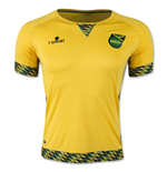 T-Shirt Jamaika Fussball 2015-2016 Home