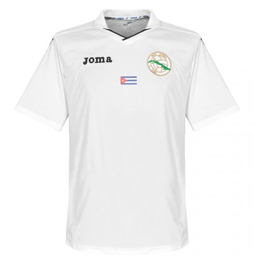 T-Shirt Kuba Fussball 2015-2016 Away