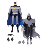Batman Mask of the Phantasm Actionfiguren Doppelpack Batman & Phantasm 15 cm
