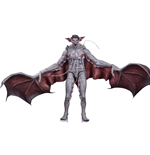 Batman Arkham Knight Actionfigur Man-Bat 17 cm