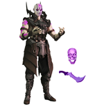 Mortal Kombat X Actionfigur Quan Chi Sorcerer Variant Previews Exclusive 15 cm