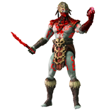 Mortal Kombat X Actionfigur Kotal Khan Blood God Variant Previews Exclusive 15 cm