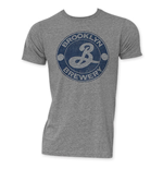 T-Shirt Brooklyn Brewery Circle Logo