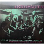 Vinyl Aerosmith - Live At The Hampton Road Coliseum Westwood One Fm Broadcast (2 Lp)