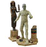 Universal Monsters Select Actionfigur The Mummy Version 2 18 cm