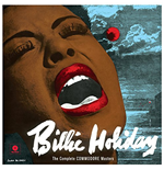 Vinyl Billie Holiday - The Complete Commodore Masters