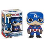 Actionfigur Captain America  Civil War POP! 10 cm