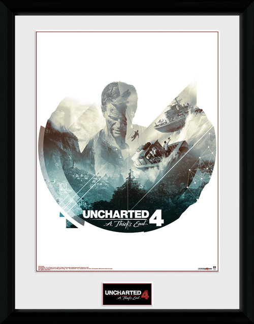 Poster Uncharted 4 Boats