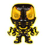 Ant-Man POP! Marvel Vinyl Figur Yellowjacket Glow in the Dark Limited Edition 9 cm