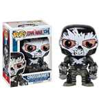 Captain America Civil War POP! Vinyl Wackelkopf Crossbones 10 cm