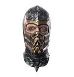 Mortal Kombat Latex-Maske Scorpion