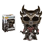 The Elder Scrolls V Skyrim POP! Games Vinyl Figur Daedrick Warrior 9 cm
