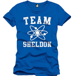 T-Shirt Big Bang Theory - Team Sheldon