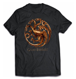 T-Shirt Game of Thrones  195125
