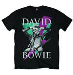 T-Shirt David Bowie Thunder